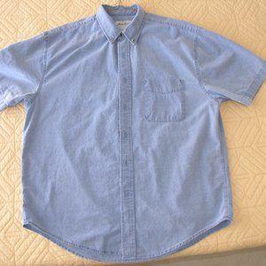 Eddie Bauer L Chambray Shirt  Worn Once